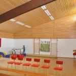 Gymnastik- und Turnsaal! Bestens auch für Veranstaltungen geeignet