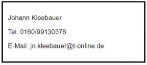 Kontaktdaten_Johann_Kleebauer